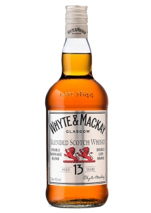 Whyte & Mackay 13 Años Whisky 700 ml