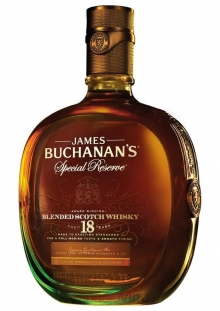 Buchanans 18 Años Whisky 750 ml
