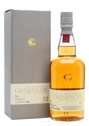 Glenkinchie 12 Años Whisky 750 ml