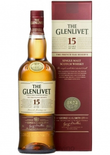 The Glenlivet 15 Años Whisky 700 ml
