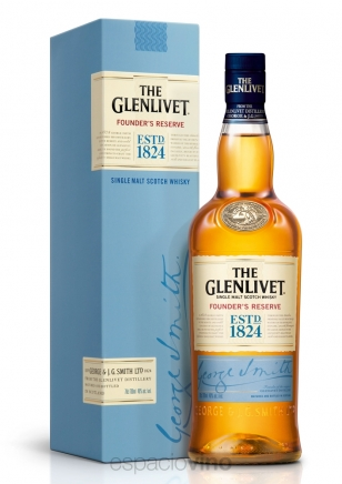 The Glenlivet Founders Reserve Whisky 750 ml