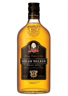 Hiram Walker Whisky Añejo 750 ml