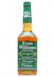Evan Williams Green Label Whisky 750 ml