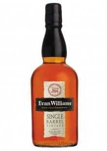 Evan Williams Single Barrel Whisky 750 ml