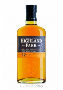Highland Park 12 Años Whisky 750 ml