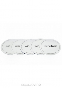 Set Corta Gotas x5 Winefroz