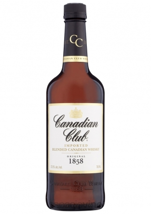 Canadian Club Whisky 750 ml