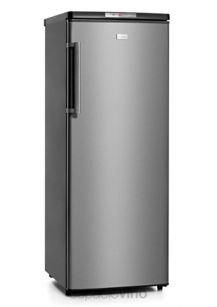 Freezer Vertical Acero Digital FR140 INOX
