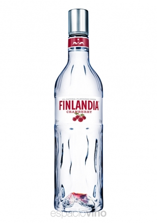 Finlandia Cranberry Vodka 750 ml