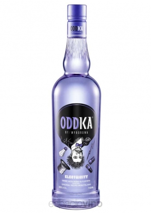 Oddka Electricity Vodka 750 ml