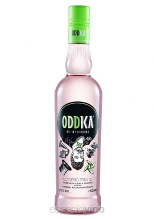 Oddka Twisted Melon Vodka 750 ml