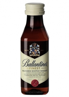 Ballantines Finest Whisky Miniatura 50 ml