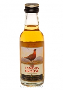 The Famous Grouse Whisky Miniatura 50 ml