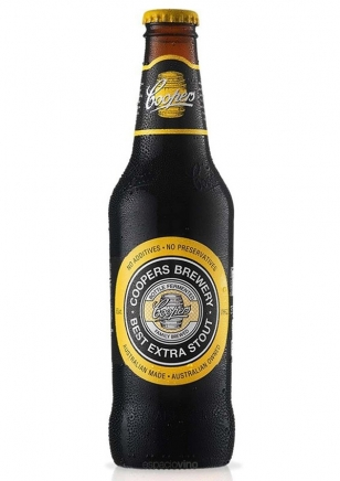 Coopers Best Extra Stout Cerveza 375 ml