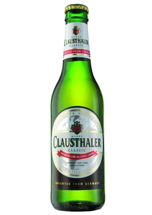 Clausthaler Cerveza sin alcohol 660 ml