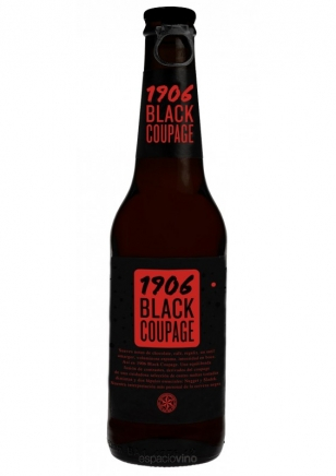 1906 Black Coupage Cerveza 330 ml