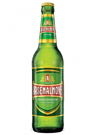 Arsenalnoye Traditional Cerveza 470 ml