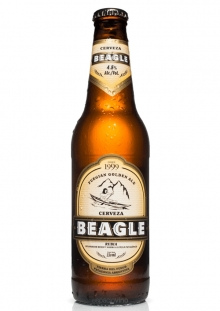Beagle Golden Ale Cerveza 330 ml
