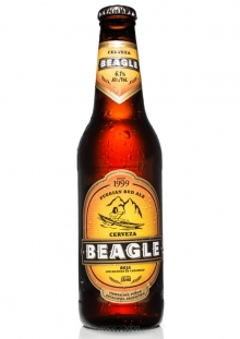 Beagle Red Ale Cerveza 330 ml