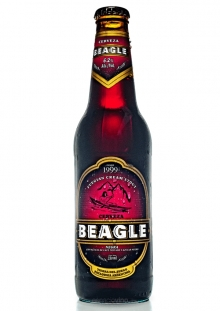 Beagle Cream Stout Cerveza 330 ml