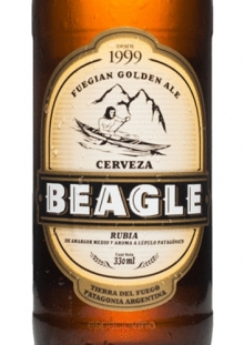 Beagle Golden Ale Cerveza 1000 ml