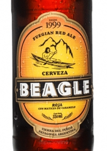 Beagle Red Ale Cerveza 1000 ml