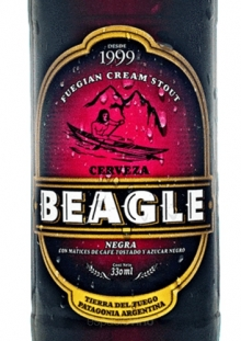 Beagle Cream Stout Cerveza 1000 ml