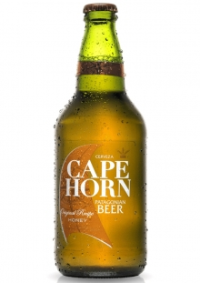 Cape Horn Honey Cerveza 500 ml
