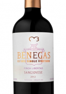 Benegas Estate Single Vineyard Sangiovese