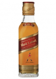 Johnnie Walker Red Label Whisky Miniatura 50 ml