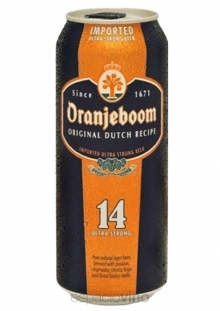 Oranjeboom Ultra Strong 14 Cerveza Lata 500 ml