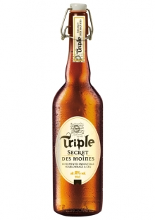 Triple Secret Des Moines Cerveza 750 ml
