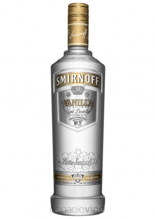 Smirnoff Vainilla Vodka 700 ml