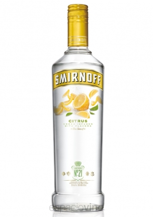 Smirnoff Citrus Vodka 700 ml