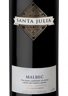 Santa Julia Malbec 375 ml