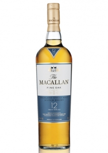 The Macallan Fine Oak 12 Años Whisky 750 ml