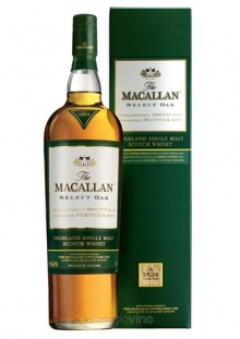 The Macallan Select Oak Whisky 700 ml