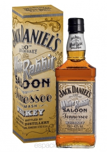 Jack Daniels White Rabbit Saloon Whisky 700 ml