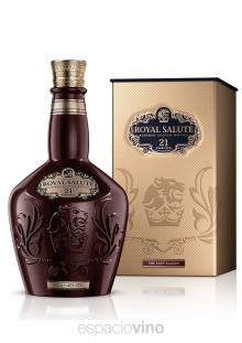 Chivas Regal Royal Salute 21 Años Ruby Whisky 700 ml