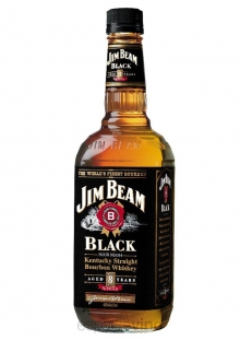 Jim Beam Black 8 Años Whisky 1 Litro