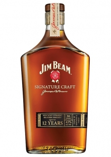 Jim Beam Signature Craft 12 Años Whisky 700 ml