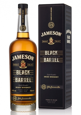 Jameson Black Barrel Whiskey 750 ml