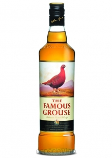 The Famous Grouse Whisky 1 Litro
