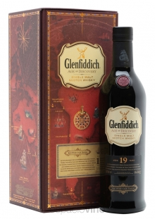 Glenfiddich 19 Años Red Wine Cask Whisky 750 ml