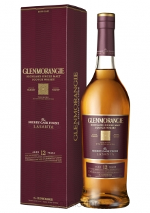 Glenmorangie The Lasanta Whisky 700 ml