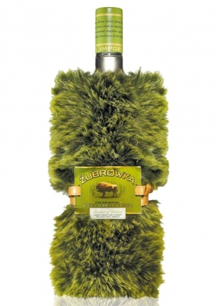Zubrowka Vodka 700 ml + Funda