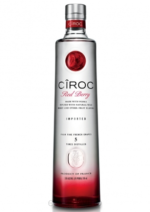 Ciroc Red Berry Vodka 750 ml