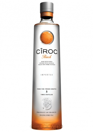 Ciroc Peach Vodka 750 ml