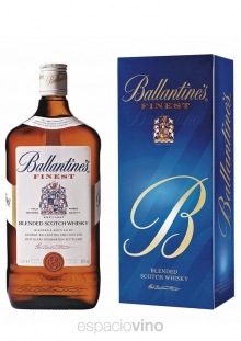 Ballantines Finest Whisky 1 Litro