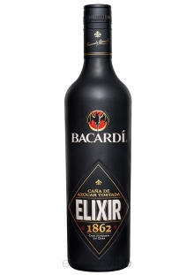 Bacardi Elixir 1862 Ron 700 ml